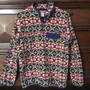 Patagonia Synchilla Women's Pullover Medium